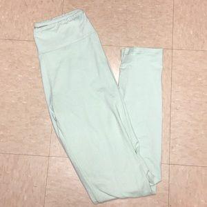 Mint Green LuLaRoe Leggings